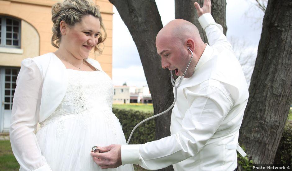 Le mariage de Fabrice et Amandine à Bondoufle, Essonne
