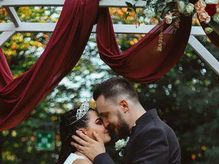 Le mariage de Amèle et Kevin 1