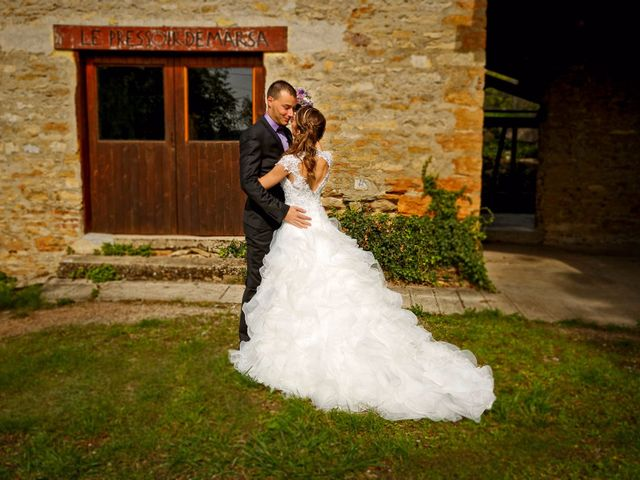 Le mariage de Anthony et Audrey à Panossas, Isère 2