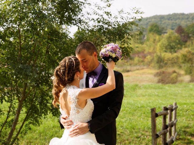 Le mariage de Anthony et Audrey à Panossas, Isère 4