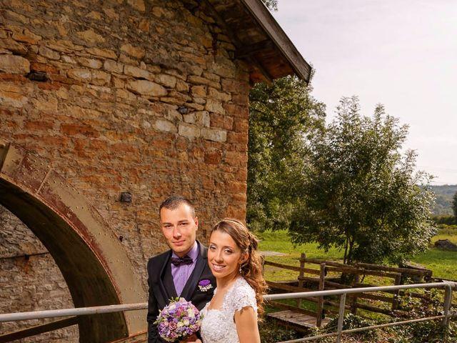 Le mariage de Anthony et Audrey à Panossas, Isère 5