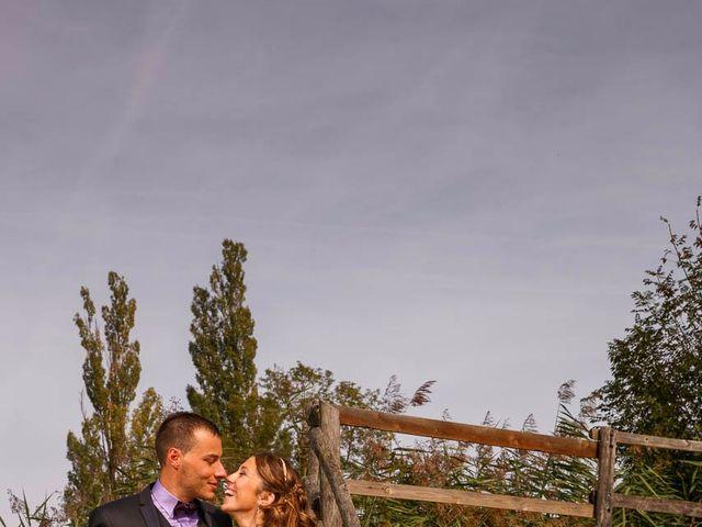 Le mariage de Anthony et Audrey à Panossas, Isère 6