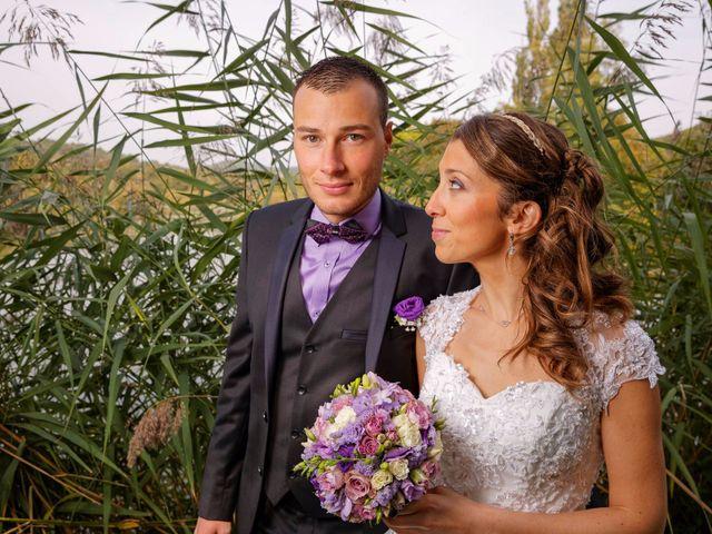 Le mariage de Anthony et Audrey à Panossas, Isère 8
