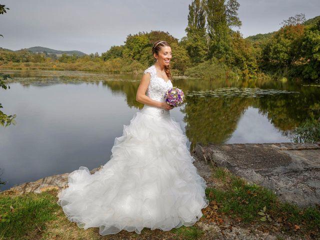 Le mariage de Anthony et Audrey à Panossas, Isère 10