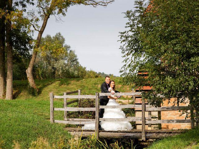 Le mariage de Anthony et Audrey à Panossas, Isère 13