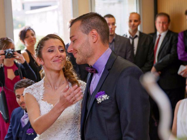 Le mariage de Anthony et Audrey à Panossas, Isère 14