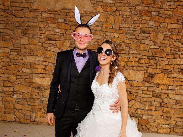 Le mariage de Anthony et Audrey à Panossas, Isère 16