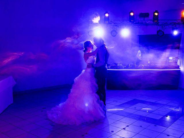 Le mariage de Anthony et Audrey à Panossas, Isère 20