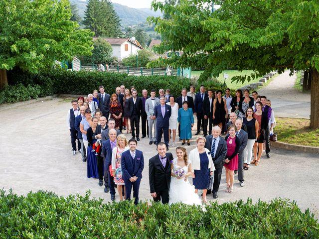 Le mariage de Anthony et Audrey à Panossas, Isère 23