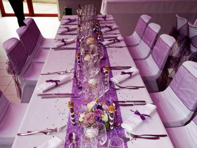 Le mariage de Anthony et Audrey à Panossas, Isère 25