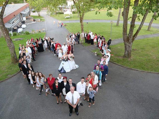 Le mariage de christelle et céline à Obernai, Bas Rhin 2