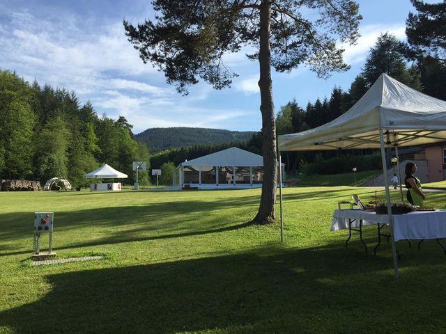 Le mariage de christelle et céline à Obernai, Bas Rhin 6