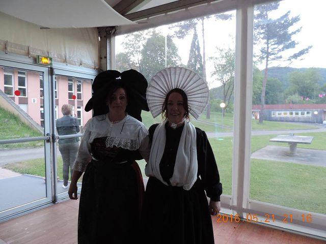 Le mariage de christelle et céline à Obernai, Bas Rhin 10