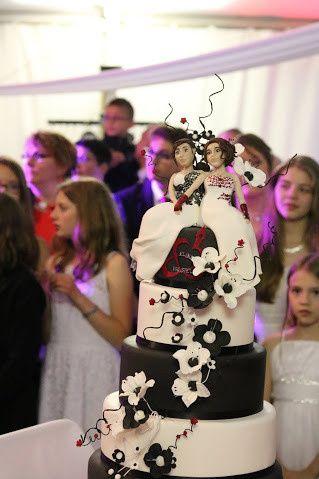 Le mariage de christelle et céline à Obernai, Bas Rhin 13