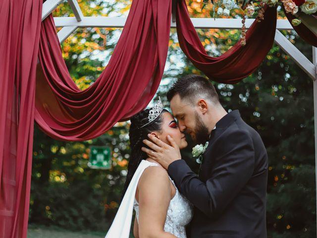 Le mariage de Amèle et Kevin