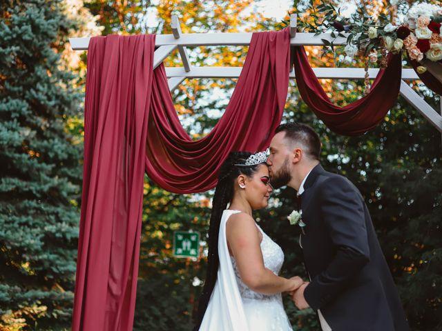 Le mariage de Kevin et Amèle à Chambéry, Savoie 1