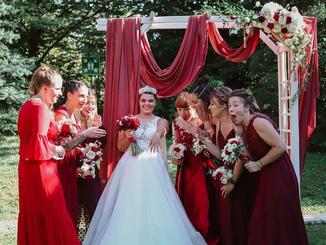 Le mariage de Kevin et Amèle à Chambéry, Savoie 20