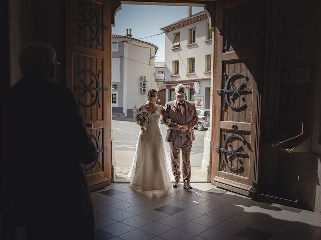 Le mariage de Loic et Charlotte à Saint-Péray, Ardèche 7