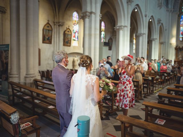 Le mariage de Loic et Charlotte à Saint-Péray, Ardèche 8