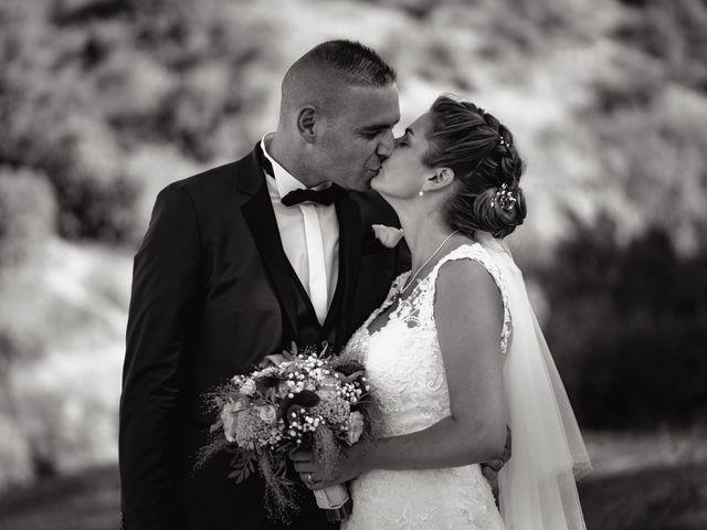 Le mariage de Loic et Charlotte à Saint-Péray, Ardèche 9
