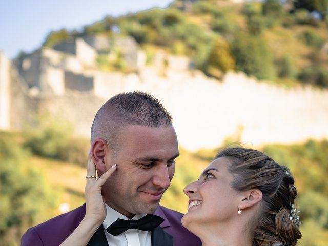 Le mariage de Loic et Charlotte à Saint-Péray, Ardèche 11