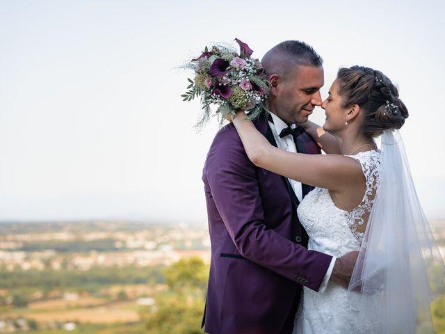 Le mariage de Loic et Charlotte à Saint-Péray, Ardèche 13