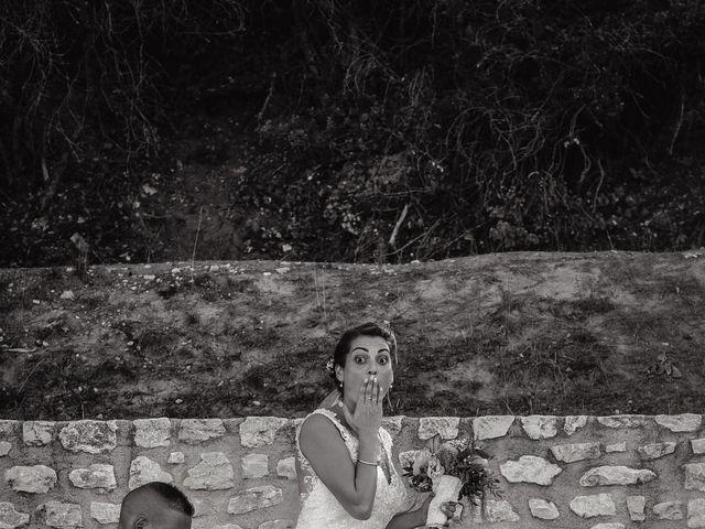 Le mariage de Loic et Charlotte à Saint-Péray, Ardèche 14