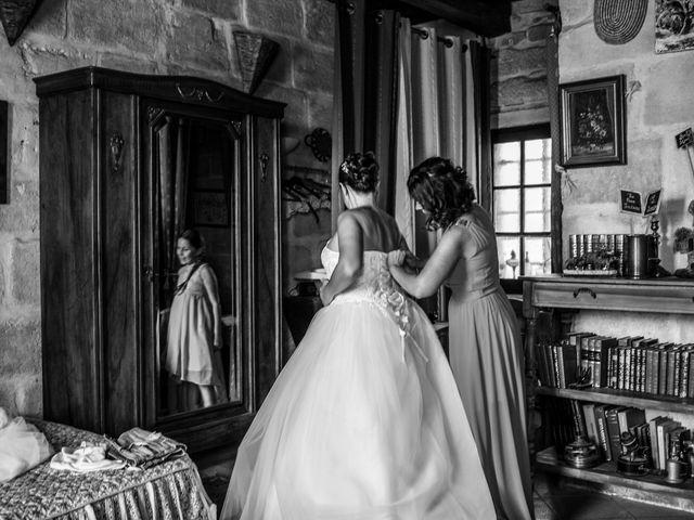Le mariage de Benjamin et Jennifer à Gallargues le Montueux, Gard 4