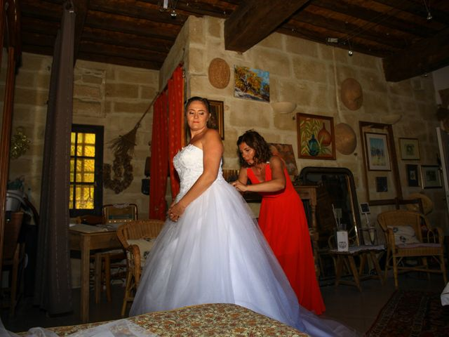Le mariage de Benjamin et Jennifer à Gallargues le Montueux, Gard 8