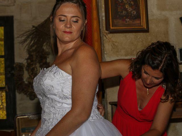 Le mariage de Benjamin et Jennifer à Gallargues le Montueux, Gard 9