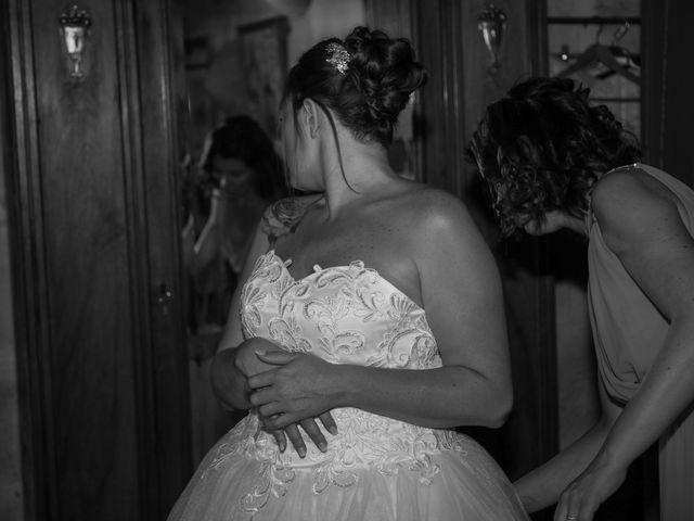 Le mariage de Benjamin et Jennifer à Gallargues le Montueux, Gard 10