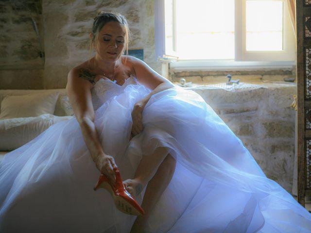 Le mariage de Benjamin et Jennifer à Gallargues le Montueux, Gard 13