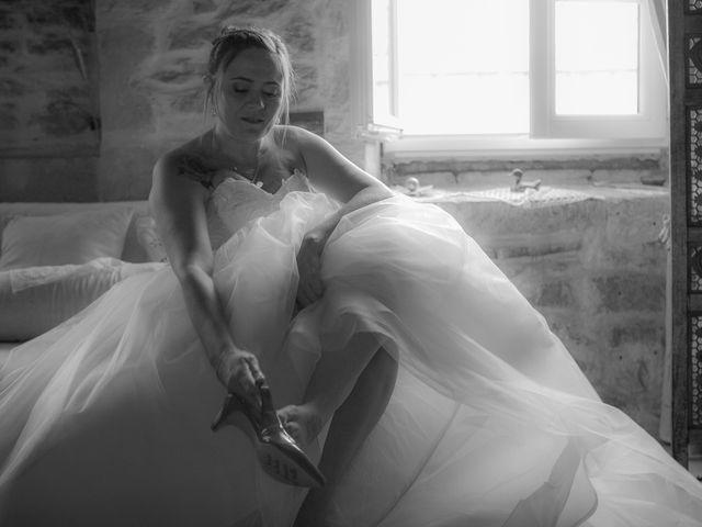 Le mariage de Benjamin et Jennifer à Gallargues le Montueux, Gard 14