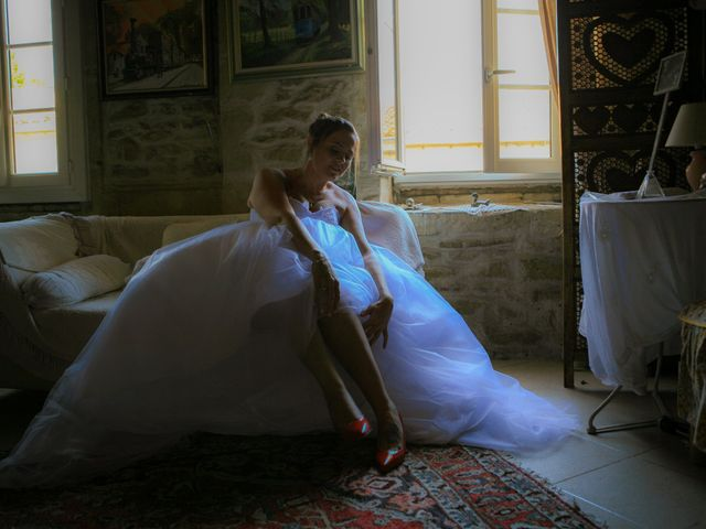 Le mariage de Benjamin et Jennifer à Gallargues le Montueux, Gard 15
