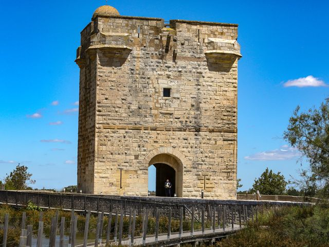 Le mariage de Benjamin et Jennifer à Gallargues le Montueux, Gard 16