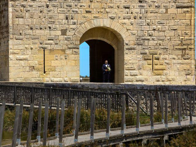 Le mariage de Benjamin et Jennifer à Gallargues le Montueux, Gard 17