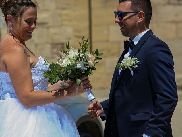 Le mariage de Benjamin et Jennifer à Gallargues le Montueux, Gard 18