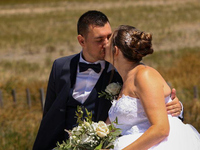 Le mariage de Benjamin et Jennifer à Gallargues le Montueux, Gard 19