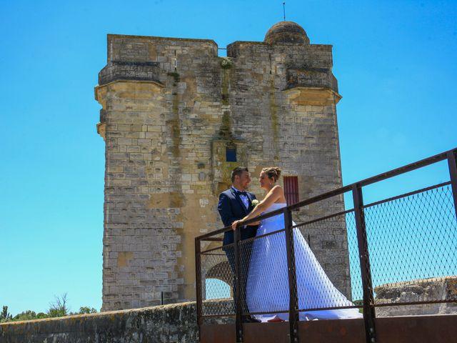 Le mariage de Benjamin et Jennifer à Gallargues le Montueux, Gard 20