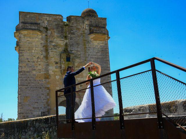 Le mariage de Benjamin et Jennifer à Gallargues le Montueux, Gard 21