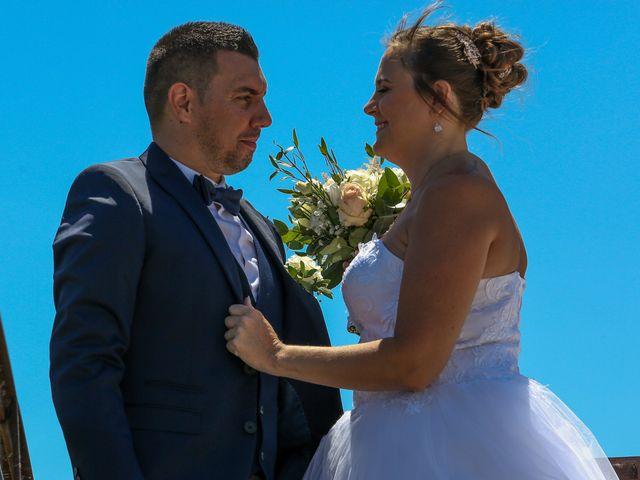 Le mariage de Benjamin et Jennifer à Gallargues le Montueux, Gard 22