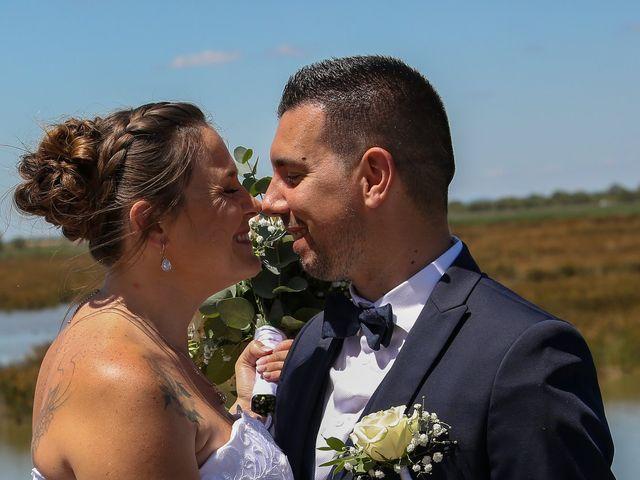 Le mariage de Benjamin et Jennifer à Gallargues le Montueux, Gard 29