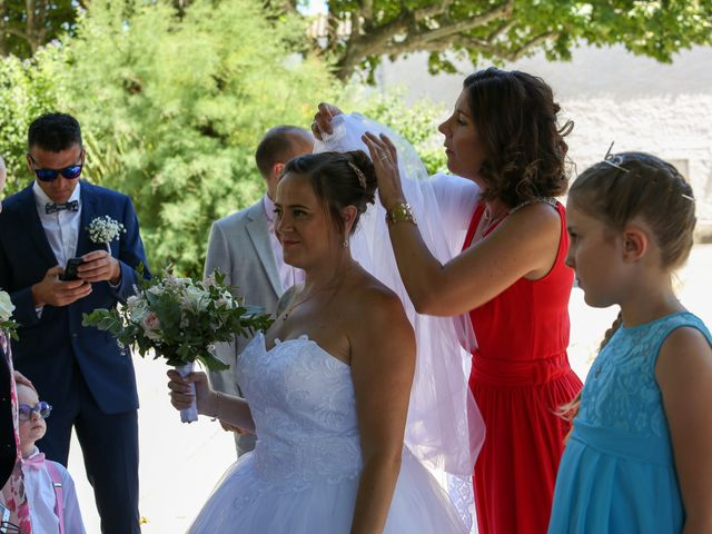 Le mariage de Benjamin et Jennifer à Gallargues le Montueux, Gard 38