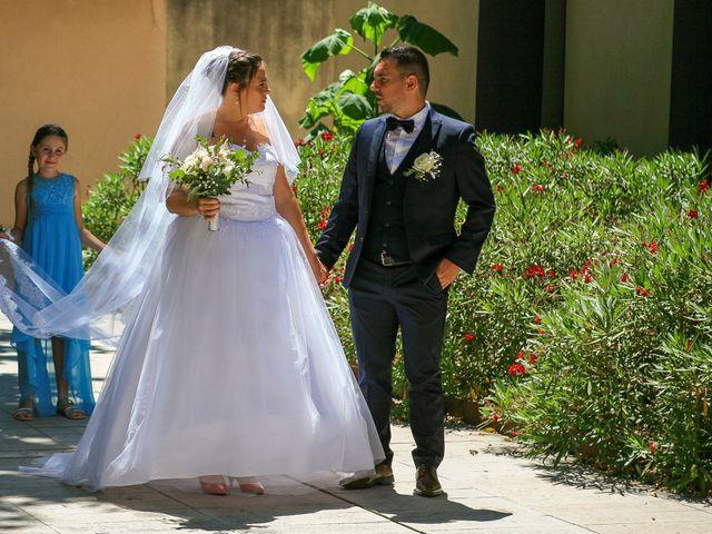 Le mariage de Benjamin et Jennifer à Gallargues le Montueux, Gard 42