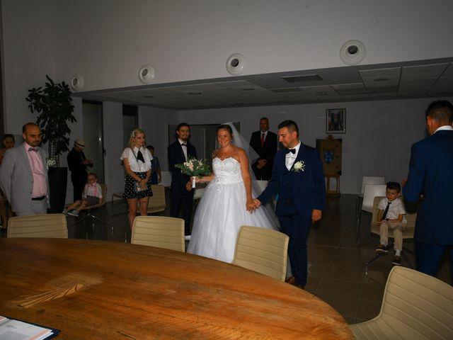 Le mariage de Benjamin et Jennifer à Gallargues le Montueux, Gard 45