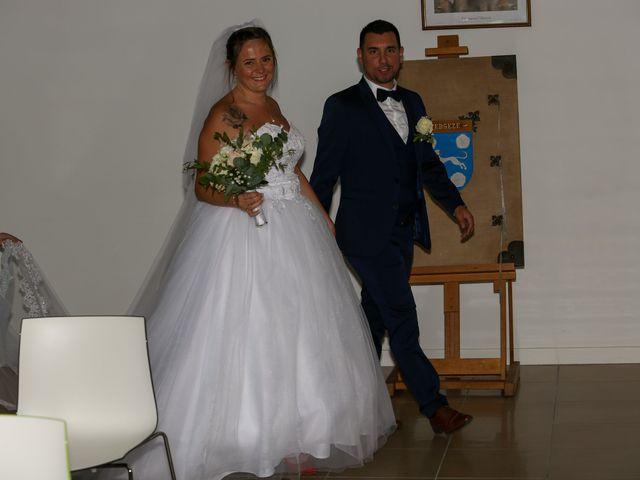 Le mariage de Benjamin et Jennifer à Gallargues le Montueux, Gard 46