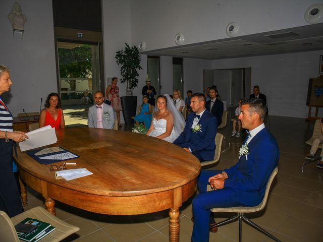 Le mariage de Benjamin et Jennifer à Gallargues le Montueux, Gard 50