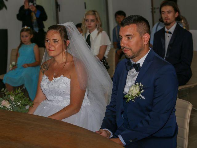 Le mariage de Benjamin et Jennifer à Gallargues le Montueux, Gard 54