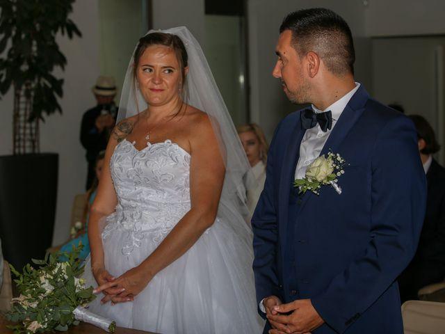 Le mariage de Benjamin et Jennifer à Gallargues le Montueux, Gard 58