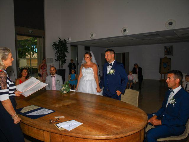 Le mariage de Benjamin et Jennifer à Gallargues le Montueux, Gard 60
